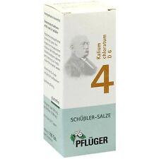 BIOCHEMIE Pflueger 4 Kalium chlorat. D6    100 st   PZN6318909