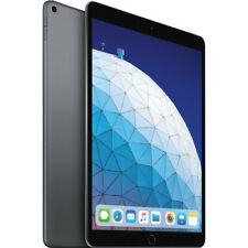 "Apple  iPad Air 10.5"" (Early 2019) 64GB, WiFi Only - MUUJ2LL/A - Space Gray"