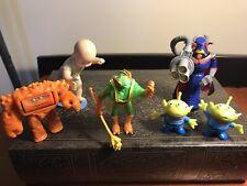 """7 PC Toy Story Figurines 3 1/2 """" W/ Slinky Dog"""