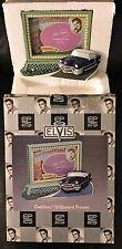 Elvis Presley Cadillac Billboard Frame - 2002 - Brand New in Original Box - NEW