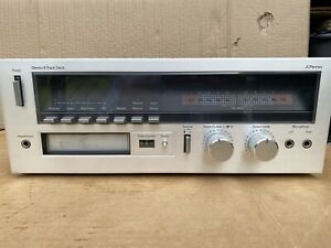 MCS 683-3333 JC PENNEY STEREO 8-TRACK RECORDING TAPE DECK  * NICE!