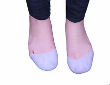 Silicone Gel Toe Caps Soft Ballet Pointe Dance Athlete Shoe Pads for men/ women