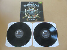 MOTORHEAD All The Aces & The Muggers Tape 2x LP RARE WILKO JOHNSON HEARTBREAKERS