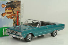 1967 Plymouth Belvedere GTX Convertilble Tommy Boy Movie 1:18 Greenlight