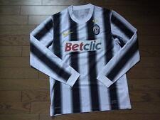 Juventus 100% Original Jersey Shirt M 2011/12 Home LS Good Condition