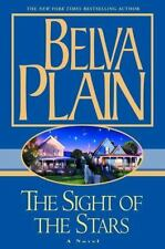 The Sight of the Stars by Belva Plain 2003, Hardcover New