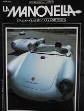 La Manovella n° 6 1986 - International Edition - Moto Bianchi 500  [GS50]
