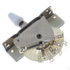 White Vintage 5 way lever switch For Fender Guitar parts replacement