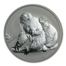 Silver Coin Australia Koala 2010 - 1 oz 99.9 % pure silver