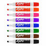 Sanford Expo Low Odor Dry Erase Whiteboard Markers, Chisel Tip, Assorted, 8/Set