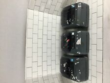 Parts Only Zebra Gx430t Thermal Printers Lot Of 3