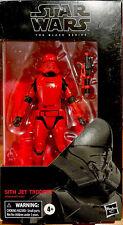 Hasbro Star Wars The Black Series Sith Jet Trooper 6? The Rise Of Skywalker NIB