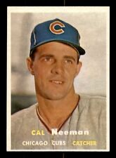 CAL NEEMAN 57 TOPPS 1957 NO 353 NRMINT+ 21411