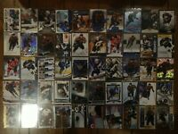 Ilya Kovalchuk 50 Card Lot Loaded With Inserts All Different