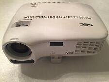 NEC LT30 - Portable XGA DLP Projector - 2600 lumens