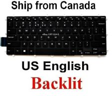 Dell Inspiron 13 5000 series 13-5378 13 5378 Keyboard - US Backlit  0H4XRJ 0M9DM