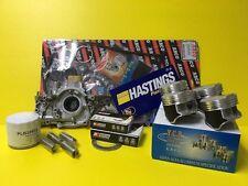 YCP Civic D16Y High Compression Pistons P29 Engine Kit JDM plus Oil Pump