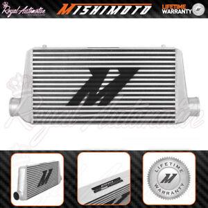 "Mishimoto R-line Universal Performance Aluminium Intercooler Silver 4"" Core"