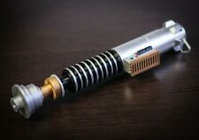Luke Skywalker lightsaber hilt | Star Wars cosplay custom lightsaber replica