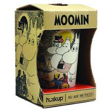 Moomin Travel Mug Orange Book One Huskup 400ml Travel Mug from Half Moon Bay
