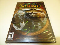 PC World of Warcraft Mists of Pandaria Game Only (from Collector's Edition) NEW