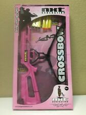 New NXT GENERATION Girls Pink Crossbow Package Target & 6 Crossbow Bolts