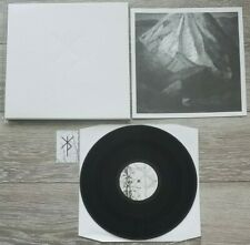 """Agalloch – The White EP 12"""" Vinyl (ltd.500)-Empyrium -Ulver -Alcest -Drudkh -Fen"""