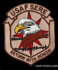 USAF -  SERE - RETURN WITH HONOR - US AIR FORCE PATCH