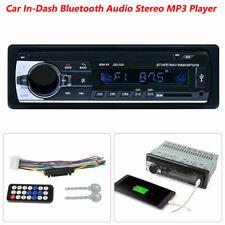 Car In-Dash Bluetooth FM/SD/USB/AUX Input Radio Audio Stereo MP3 Player WMA