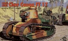 RPM 1/72 Char Canon FT-17 with Berliet Turret # 72200