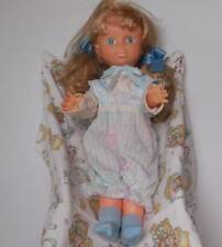 "Eegee Doll 18"" Vinyl Arms & Face Plastic Body~18 BPT-2 ~Blonde Hair & Blue Eyes"
