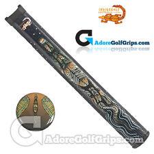 TourMARK Indige Golf Outback Range Jumbo Putter Grip - The Monitor + FREE Tape
