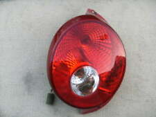 CHEVROLETE MATIZ N/S LEFT HAND SIDE REAR LIGHT