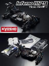 Kyosho Inferno MP9 TKI4 SPEC A 1/8 Nitro .21 Engine 4WD Buggy Kit w/ Clear Body