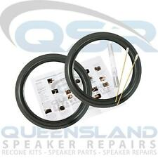 "10"" Genuine Foam Surround Repair Kit for Tannoy Speakers Dual Con Gold (FR10TAN)"