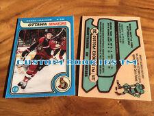 Custom BRADY TKACHUK ROOKIE 1979-80 OPC Style High Quality card only 27 made RC