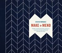 Make and Mend: Sashiko-Inspired Embroidery Projects to Customize and Repair Text