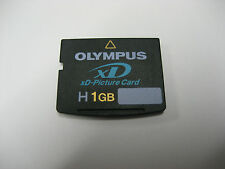 Olympus H 1GB xD Picture Memory Card (MXD1GH3)