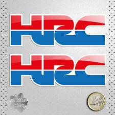 STICKER HRC HONDA RACING MOTO PEGATINA DECAL AUTOCOLLANT AUFKLEBER ADESIVI  貼紙