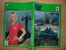 ARMEERUNDSCHAU 12 - 1975 4* NVA DDR Soldaten Panzer U-Boote ASV Urszula Sipinska