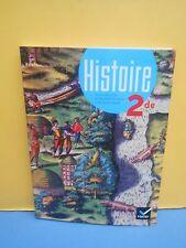 HISTOIRE - 2de - édition Hatier - Grand format