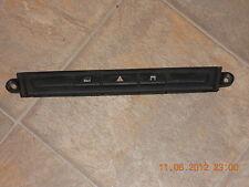 2003-2008 Jaguar S-Type hazard switch panel 2R83 11B650 AB