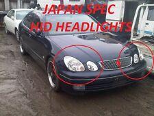 JDM LEXUS GS HID HEADLIGHTS GS300 GS400 GS430 Aristo JZS160 JZS161 UZS160 UZS161