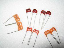 1P  50-PCS LOT Silver Mica MICA Cornell Dubilier  CDECD15FA122G03 1200pF 100V