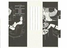 V Giardino-carton -Objet 3d -exposition- librairie La Marque Jaune-Liège-1997