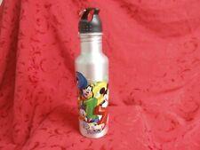 Disney Mickey ,Donald, Pluto, Goofy Travel Mug /Water Bottle  1a1