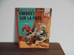 FUNCKEN/ JACK DIAMOND/ T3/ OMBRES SUR LA PISTE / E.O. 1961