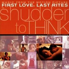 Shudder to Think Music from the motion picture 'First love, last rites' (.. [CD]