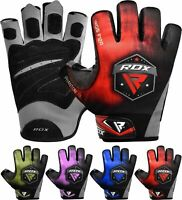 RDX Weight Lifting Gloves Gym Training Fitness Workout Exercises Bodybuilding