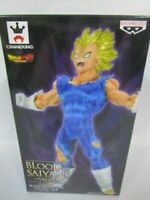 Banpresto Dragon Ball Z Super Saiyan Blood of Saiyans Vegeta figure Japan F/S